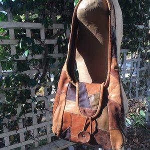 Vintage Patrick leather purse